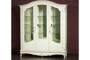витрина 3-х дверная парма 11-02 - Мебельная фабрика «Юта»