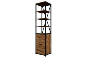 Шкаф витрина 70006 - Мебельная фабрика «Desk Question»