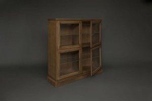 Витрина четырехдверная Classique - Мебельная фабрика «Berger»