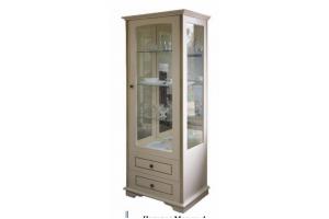 Витрина Прованс М1 - Мебельная фабрика «Прима-мебель»