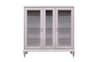 Витрина трехдверная Далорес - Мебельная фабрика «Лорес»