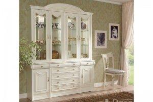 Витрина в гостиную Андалусия 26 - Мебельная фабрика «Дана»