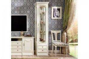 Витрина в гостиную Андалусия 67 - Мебельная фабрика «Дана»