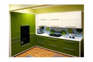 Вместительная кухня Фарида - Изготовление мебели на заказ «КухниДар»