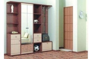 Вместительная прихожая - Мебельная фабрика «La Ko Sta»