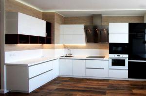 Вместительная угловая кухня - Мебельная фабрика «Дельфин»