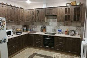 Вместительная угловая кухня - Мебельная фабрика «МК АртСити»