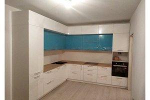 Вместительная угловая кухня - Мебельная фабрика «КУБ»