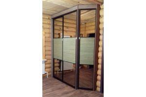 Вместительный шкаф-купе - Мебельная фабрика «Симбирский шкаф»