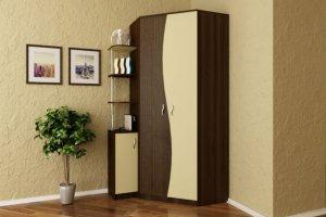 Вместительный угловой шкаф Немо - Мебельная фабрика «СМ-Мебель»