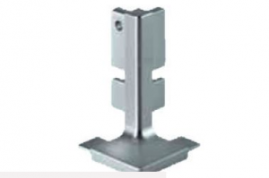 Внешний угол 90гр для профиля 8006 Артикул: SG8006-50S - Оптовый поставщик комплектующих «Аметист»