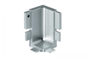 Внутренний угол для профиля 8006  Артикул: AG8006-50S - Оптовый поставщик комплектующих «Аметист»