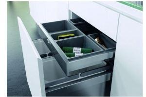 Внутренний выдвижной ящик ENVI DRAWER под мойку на выдвижной фасад 600 мм VAUTH-SAGEL - Оптовый поставщик комплектующих «Duslar»