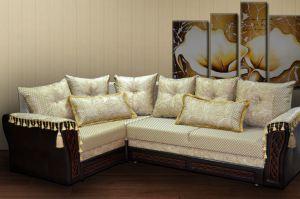 Восточный угловой диван Флоренция - Мебельная фабрика «Витэк»