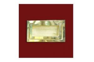 Врезная мебельная ручка Ф2823 - Оптовый поставщик комплектующих «Калежа»