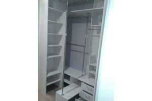 Встроенная гардеробная - Мебельная фабрика «ДиВа мебель»