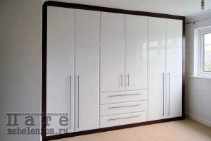 Встроенный шкаф Авангард - Мебельная фабрика «ПАТЭ»