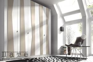 Встроенный шкаф Калисса - Мебельная фабрика «ПАТЭ»