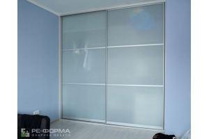 Встроенный Шкаф-купе 018 - Мебельная фабрика «Ре-Форма»