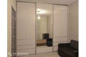 Встроенный Шкаф-купе 036 - Мебельная фабрика «Ре-Форма»