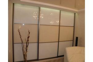 Встроенный шкаф-купе  - Мебельная фабрика «Ваша мебель»