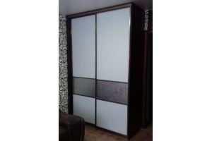 Встроенный шкаф-купе - Мебельная фабрика «Мебель WOW»