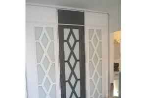 Встроенный шкаф-купе - Мебельная фабрика «Темп»