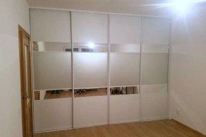 Встроенный шкаф-купе - Мебельная фабрика «Елиза»