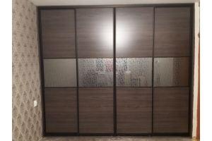 Встроенный шкаф-купе - Мебельная фабрика «Мебель Шик»