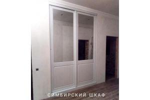 Встроенный шкаф-купе - Мебельная фабрика «Симбирский шкаф»