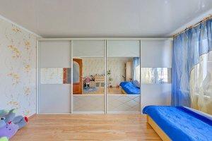 Встроенный шкаф-купе Люкс - Мебельная фабрика «Магия кухни»