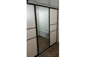 Встроенный шкаф-купе в коридор - Мебельная фабрика «МК АртСити»