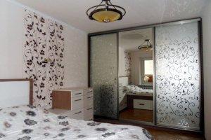 Встроенный шкаф-купе в спальню - Мебельная фабрика «Архангельская мебельная фабрика»