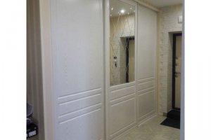 Встроенный шкаф в классическом стиле - Мебельная фабрика «Киржачская мебельная фабрика»