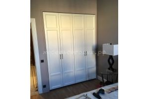Встроенный шкаф в спальню - Мебельная фабрика «МебельСегодня»