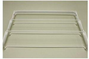 Выдвижная 3-х ярусная обувница Elfa, 45 см, белая - Оптовый поставщик комплектующих «ЭлфаРус»