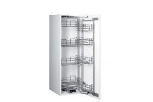 Выдвижная колонна 8 полок 548.70.241 - Оптовый поставщик комплектующих «Интерьер»
