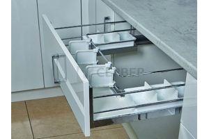 Выдвижная корзина 100340 - Оптовый поставщик комплектующих «Сервер»