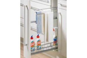 Выдвижная система для сушки полотенец CARGO IQ PLUS - Оптовый поставщик комплектующих «Еврофурнитех»