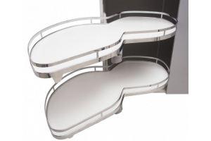 Выкатная корзина для кухни LOTUS KRM10/900-1000/L - Оптовый поставщик комплектующих «BOYARD»