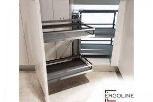 Выкатная корзина для кухни UNIVERSE ESTETICA KRM05/900-1000 - Оптовый поставщик комплектующих «BOYARD»