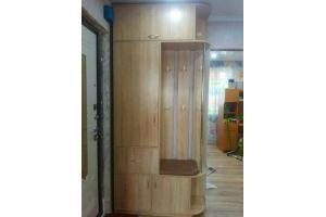 Высокая светлая прихожая - Мебельная фабрика «Народная мебель»