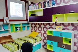 Яркая детская мебель - Мебельная фабрика «Найди»