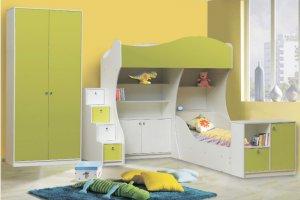 Детская мебель Росинка для двух детей - Мебельная фабрика «Аристократ»