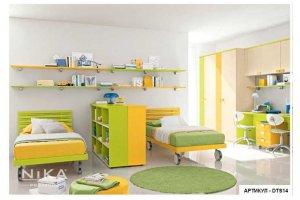 Яркая детская спальня - Мебельная фабрика «NIKA premium»