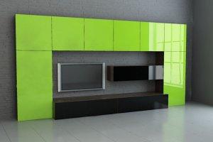 Яркая гостиная - Мебельная фабрика «Мебель СаЛе»