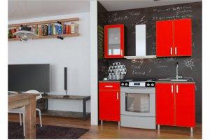 Яркая Кухня Летто - Мебельная фабрика «RealMebel»