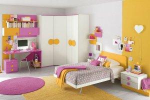 Яркая мебель для детской - Мебельная фабрика «Передовые технологии дизайна»