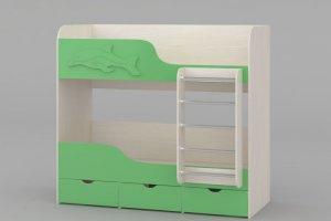 Юнга 2-ярусная кровать - Мебельная фабрика «Комодофф»