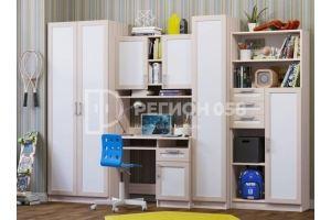 Детская Юниор ЛДСП белый ХДФ - Мебельная фабрика «Регион 058»